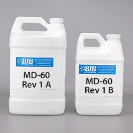 MD-60 REV 1 A/B 60 SHORE D POLYURETHANE ELASTOMER