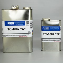 TC-1607 A/B HIGH TEMPERATURE EPOXY LAMINATING RESIN