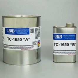 TC-1650 Hi-Temp Aluminum Filled Casting Resin System
