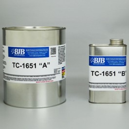 TC-1651 Hi-Temp Aluminum Filled Casting Resin System