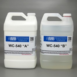 WC-540 A/B WATER CLEAR 40 SHORE A POLYURETHANE ELASTOMER