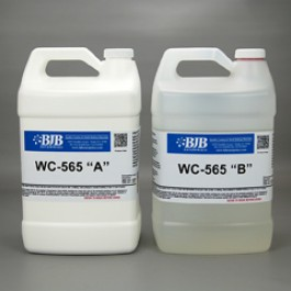WC-565 A/B WATER CLEAR SHORE 65 A POLYURETHANE ELASTOMER